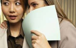 Как наказать тсж за клевету