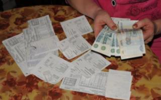 Как посмотреть долг по жкх через интернет