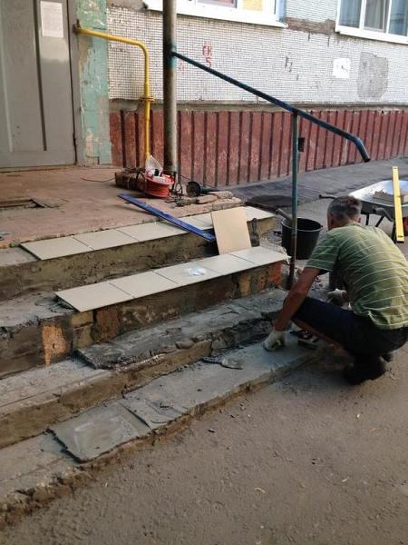 Кто должен ремонтировать крыльцо многоквартирного дома