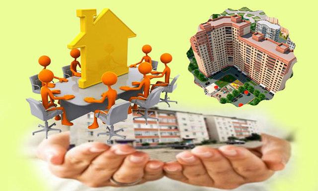 Статья управление многоквартирным домом что включает