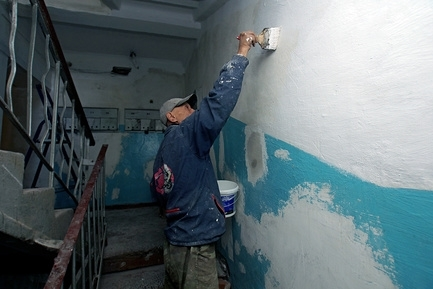 Что входит в текущий ремонт подъездов в многоквартирных домах
