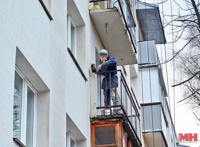 Список домов на капитальный ремонт — минск 201918