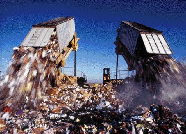 Куда входит вывоз мусора в квартплате