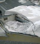 Что входит в капремонт крыши многоквартирного дома