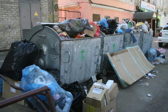 Оплата мусора в многоквартирном доме в 2019