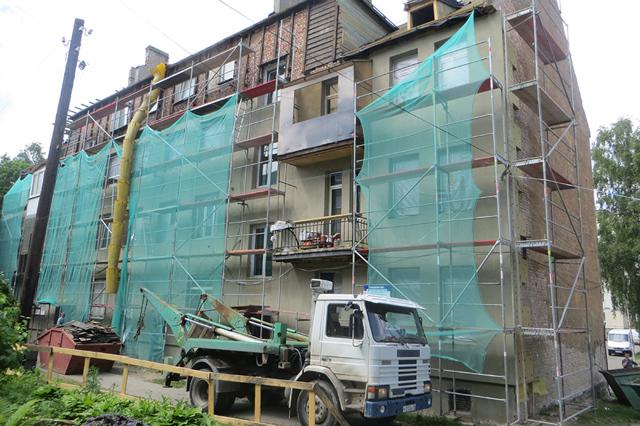Через сколько лет производится капремонт многоквартирного дома