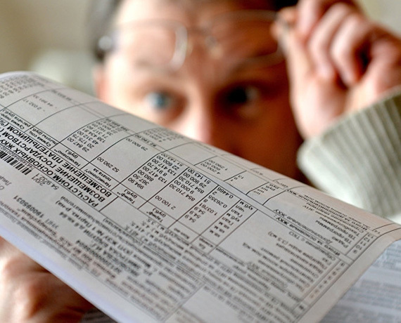 После покупки квартиры как переделать счета на оплату ЖКХ