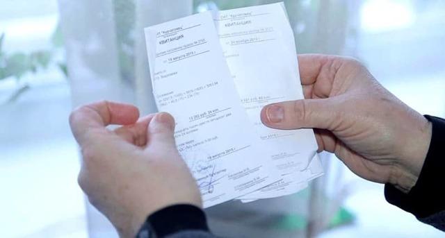 Где указывается лицевой счет на квитанции ЖКХ