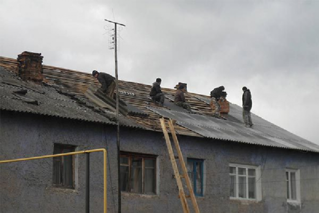 Капремонт крыши многоквартирного дома за чей счет