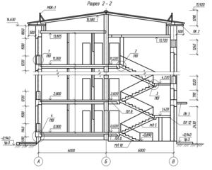 Где хранятся строительные чертежи многоквартирного дома