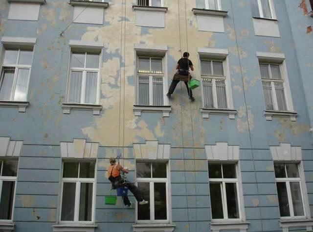 Должна ли управляющая компания утеплять стены