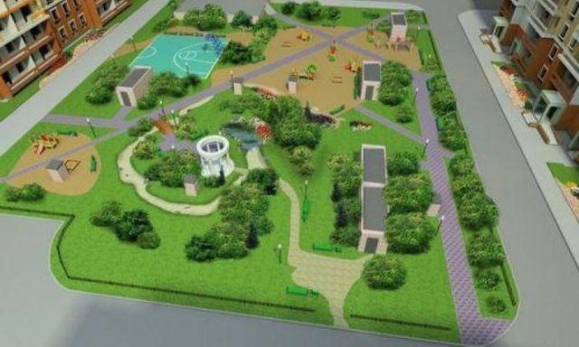 Где узнать площадь придомовой территории многоквартирного дома