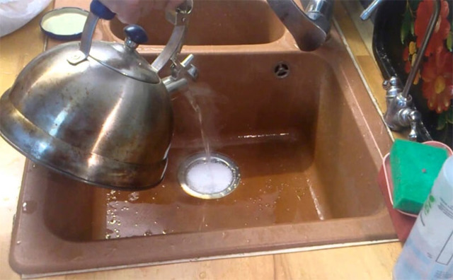 Засор канализации в многоквартирном доме что делать
