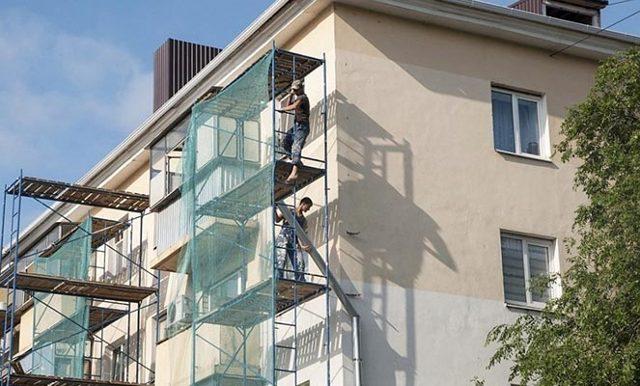 Если в доме ТСЖ то кто ремонтирует фасад