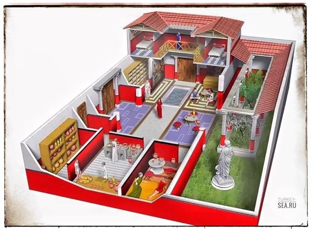 Как в древнем риме называли многоквартирный дом