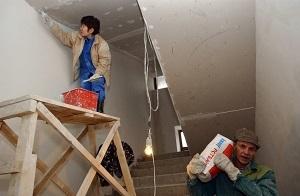 Как сделать ремонт в подъезде многоквартирного дома
