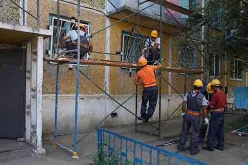 Капитальный ремонт фундамента многоквартирного дома что входит