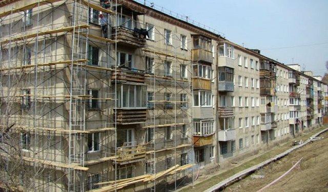 Как выглядит капитальный ремонт дома