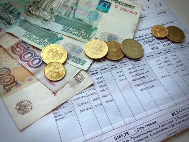 Как погасить долг за коммунальные услуги в рассрочку