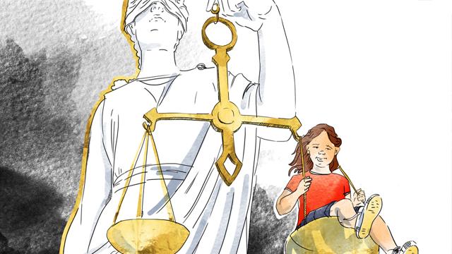 Как наказать дочь за неуплату коммунальных услуг