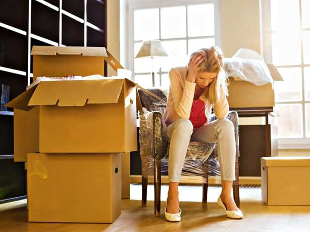 Как взимается квартплата если в квартире никто не прописан