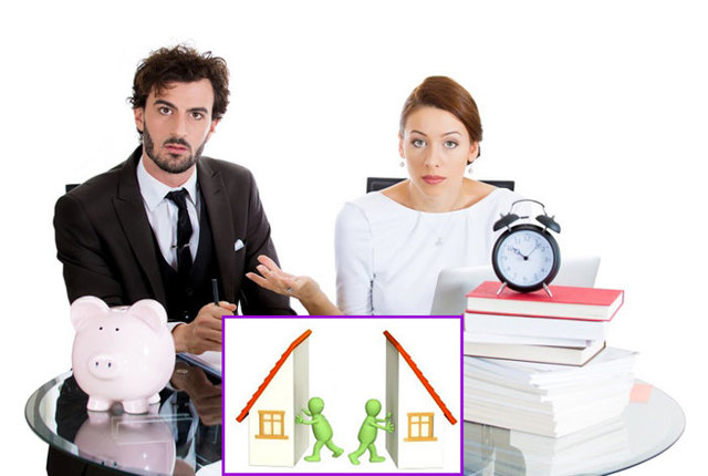 Как платят за коммунальные услуги владельцы долей в квартире