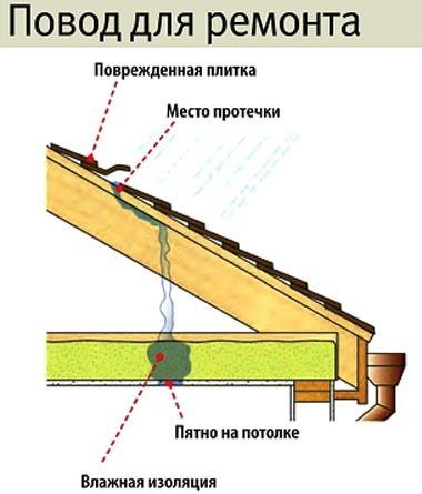 Как добиться ремонта кровли в многоквартирном доме