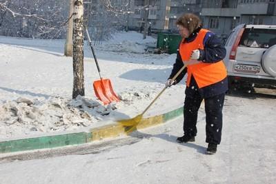 Должна ли управляющая компания чистить парковочные места