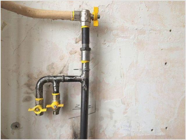 Замена газовых труб в многоквартирном доме когда производится