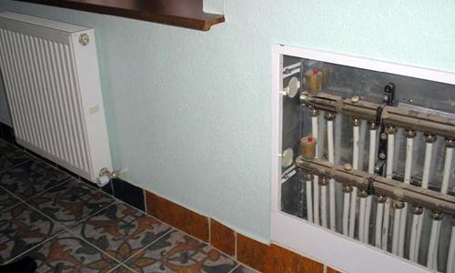 Как начисляют квартплату за отопление