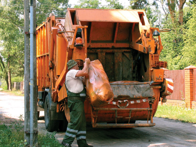 ЖКХ как платить за мусор