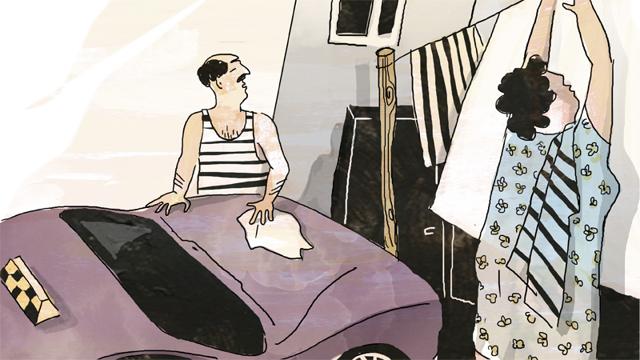 Где можно парковать автомобиль во дворе многоквартирного дома