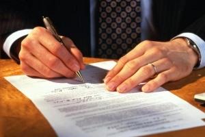 Как подписать договор с управляющей компанией